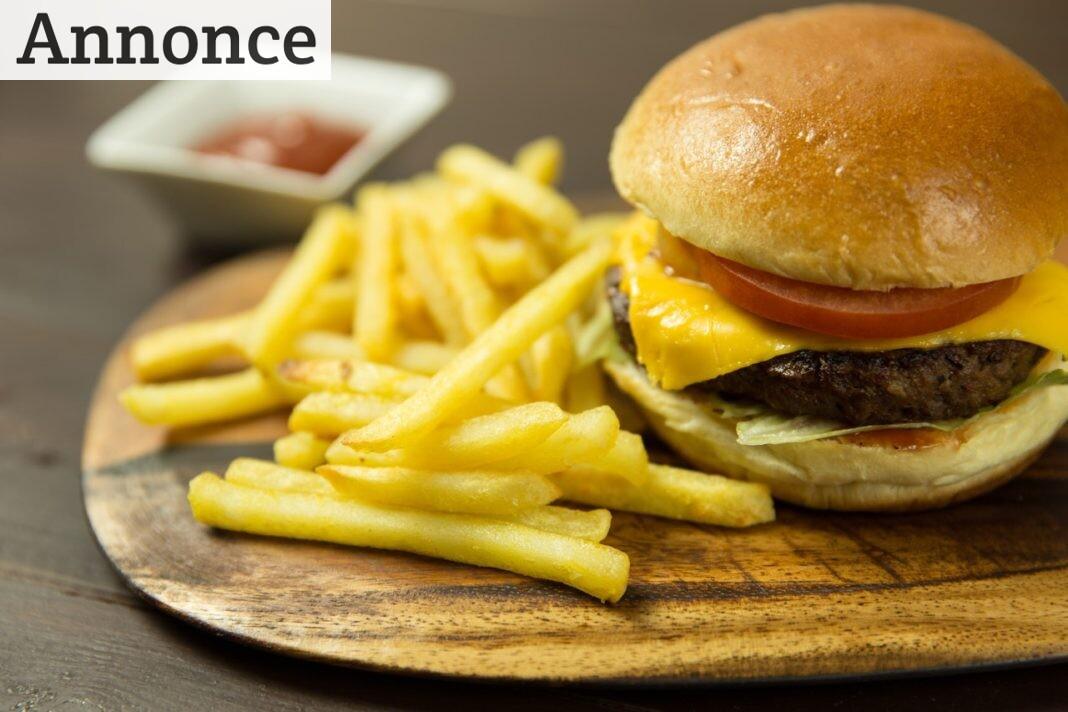 Få råd til mere fast food